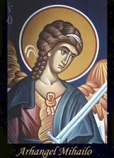 """Qui est l'Archange Michaël selon les """"religions"""" ??? Arhangel_mihailo161"""