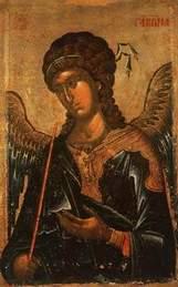 """Qui est l'Archange Michaël selon les """"religions"""" ??? Gavrilo_hilandar161"""